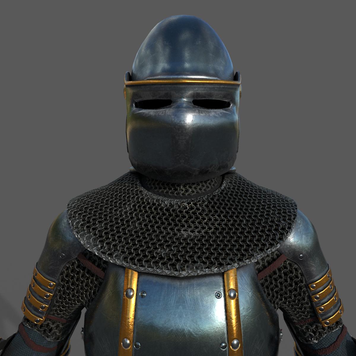 PBR Armour