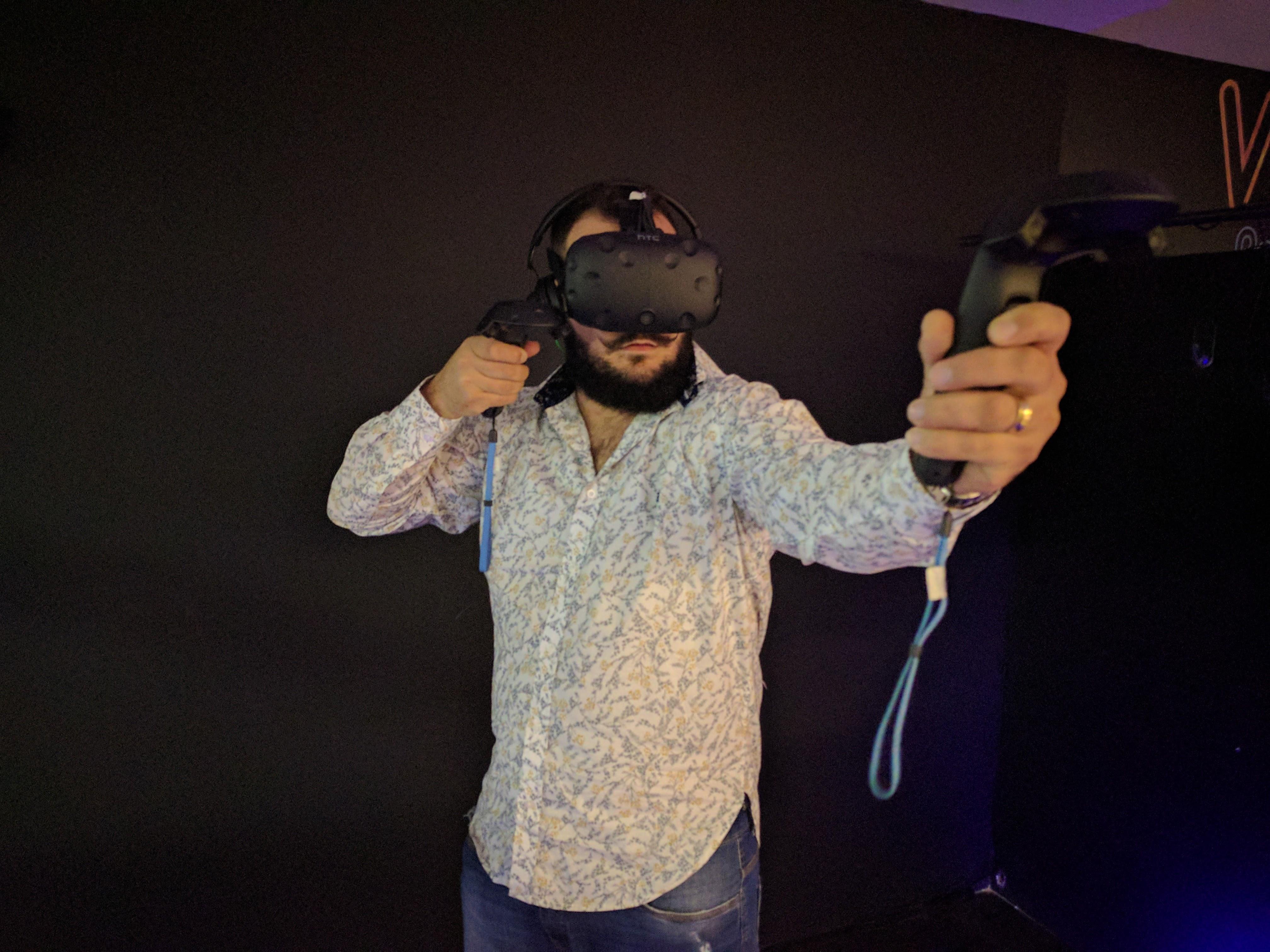 Rio Design Barra VR Experience