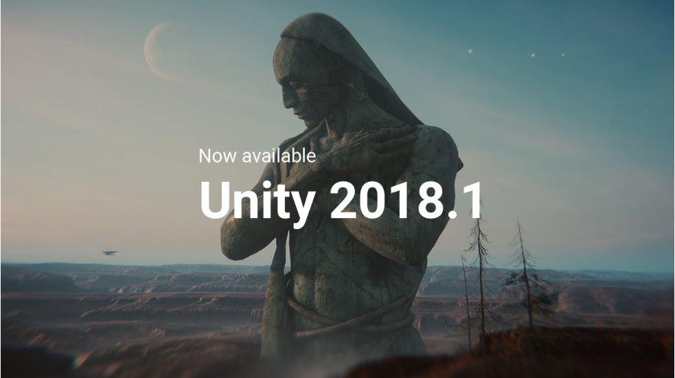 Unity 2018.1 새로운 주요 기능 소개!
