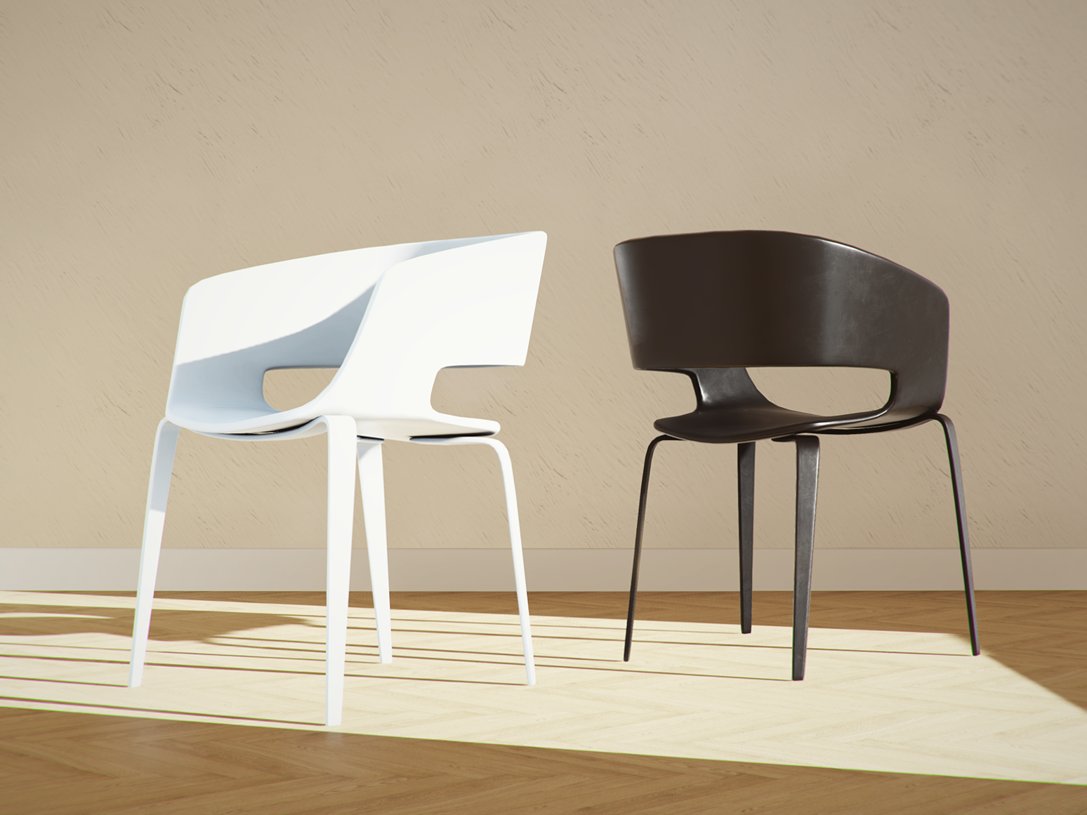 Enlight Furniture - Chair 02