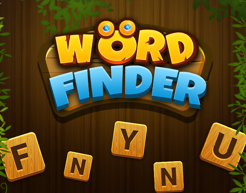 Mobile Game- Word Finder