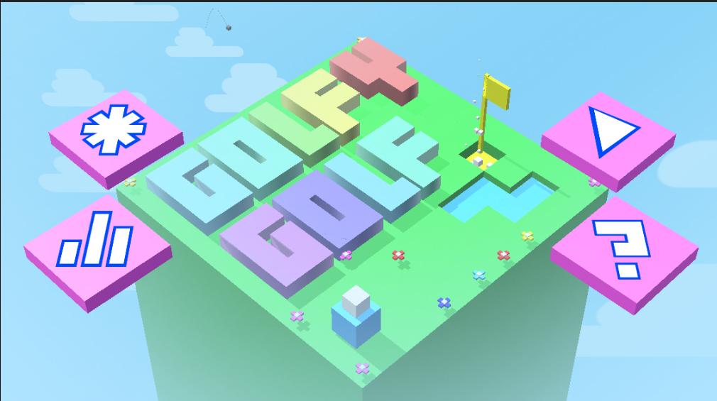 Golfy Golf