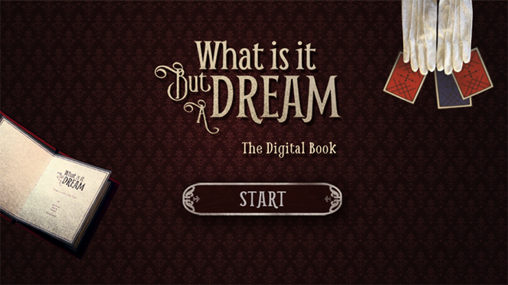 What Is It but a Dream - Digital Book