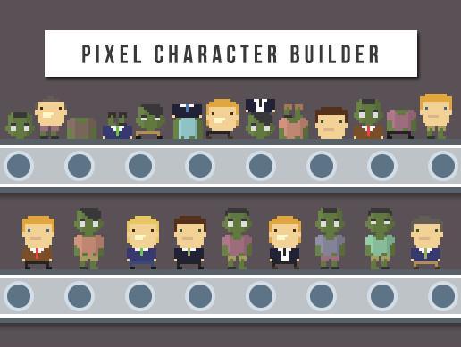 Pixel Character Builder
