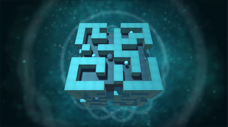 3D Ball Maze