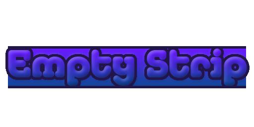 Empty Strip
