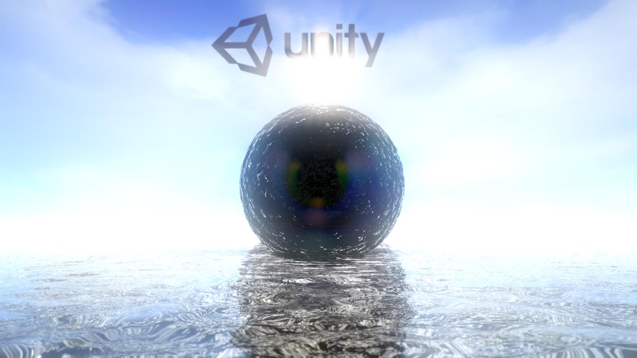 Unity HDR Lightning