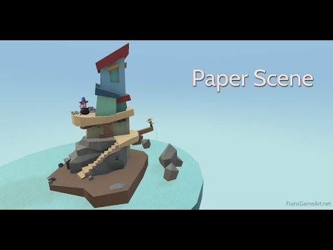Paper Scene