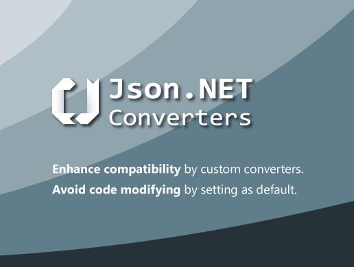 Json.NET Converters - Simple compatible solution