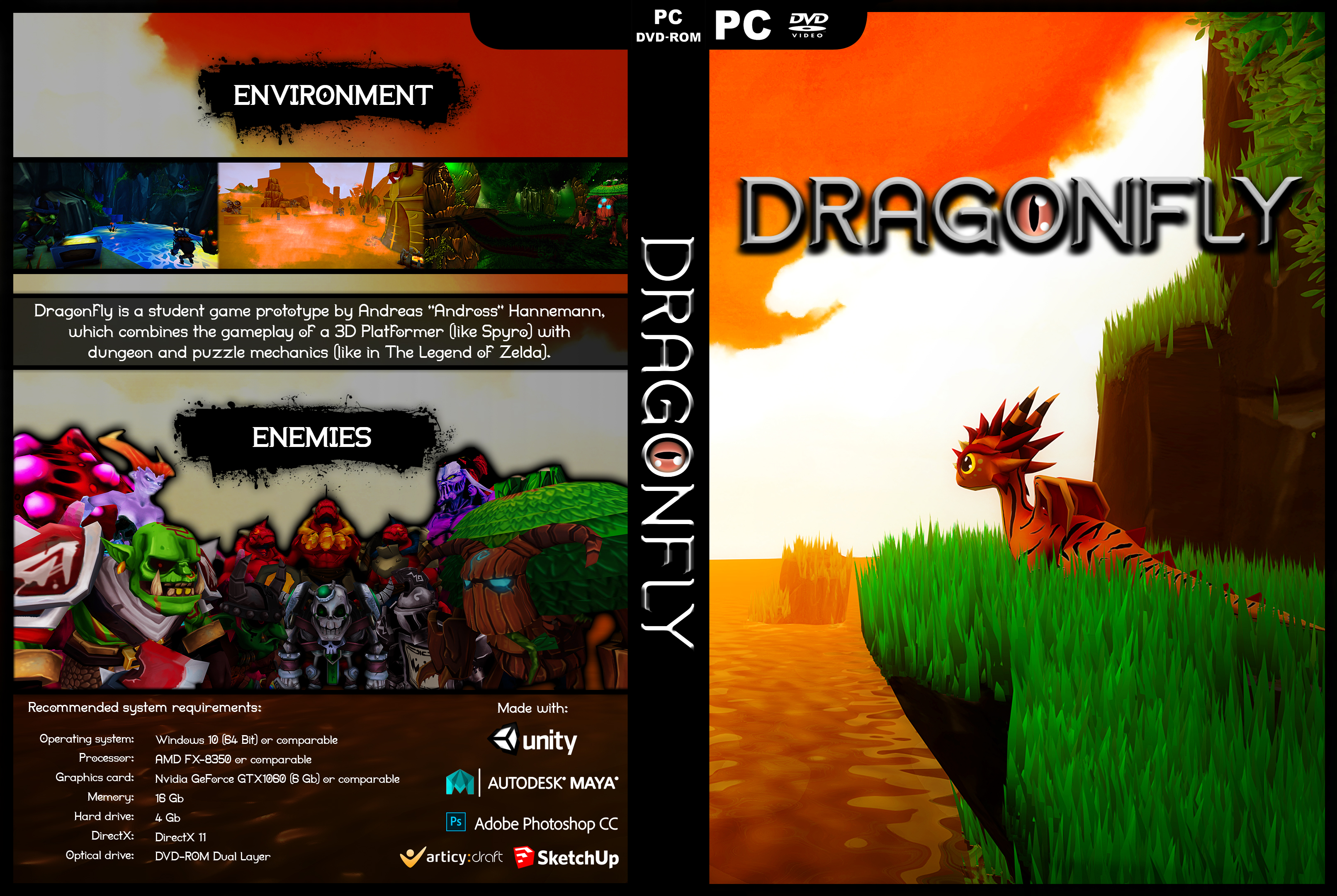 Dragonfly (Video game prototype)