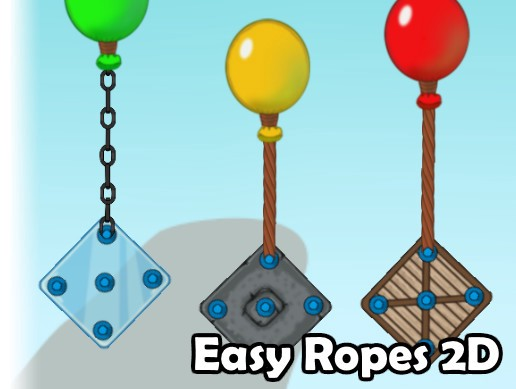 Easy Ropes 2D