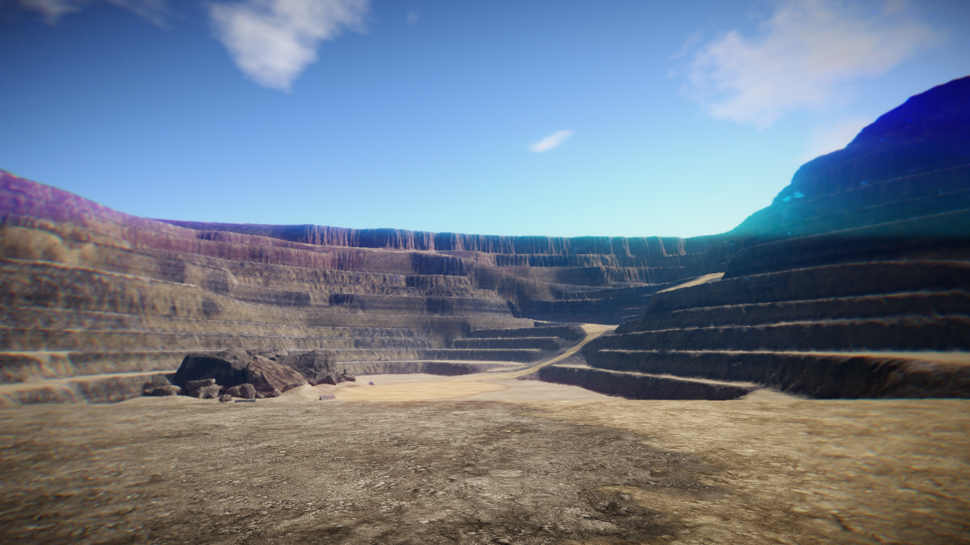 Mining Environment [Early Test]