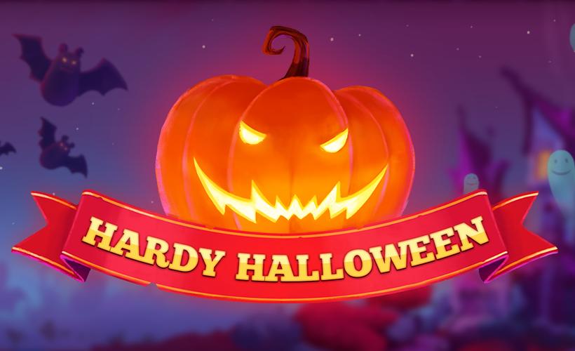 Hardy Halloween