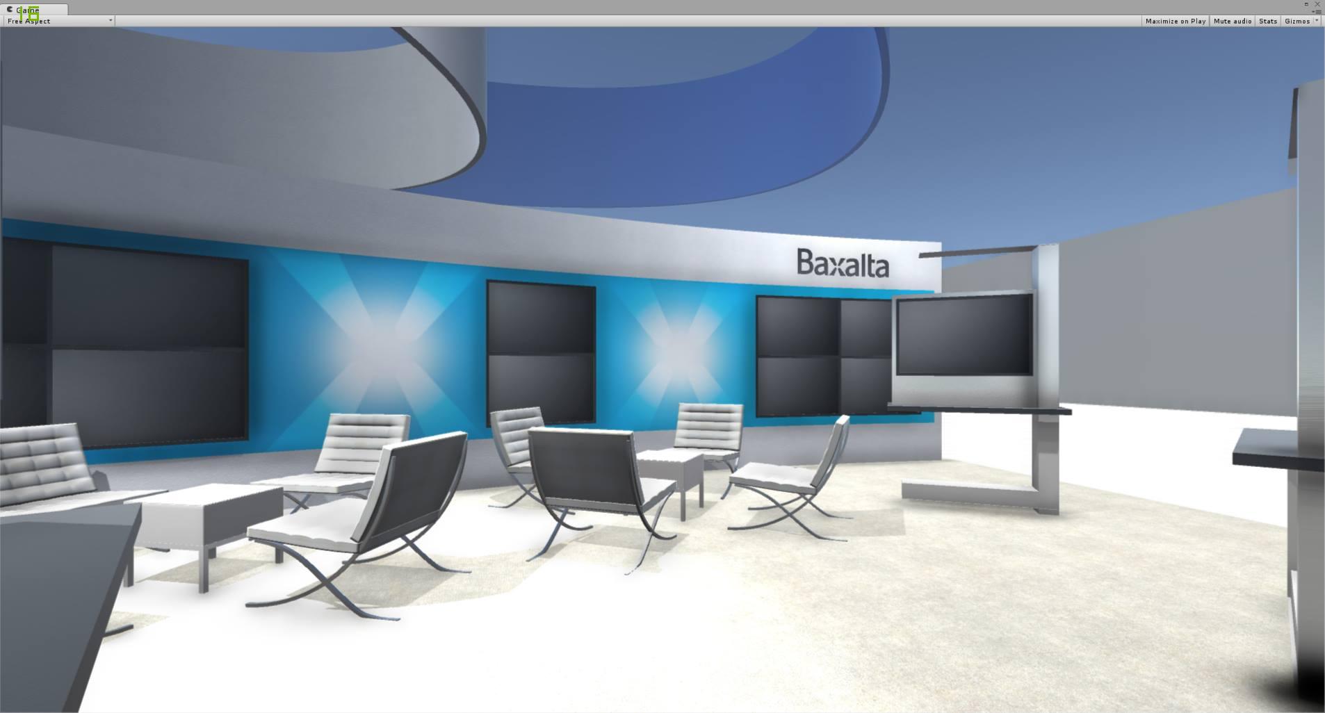 Baxalta  VR Environment Design(KeenLive)
