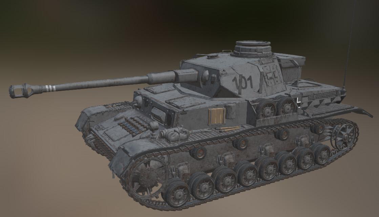 Panzer IV G & H