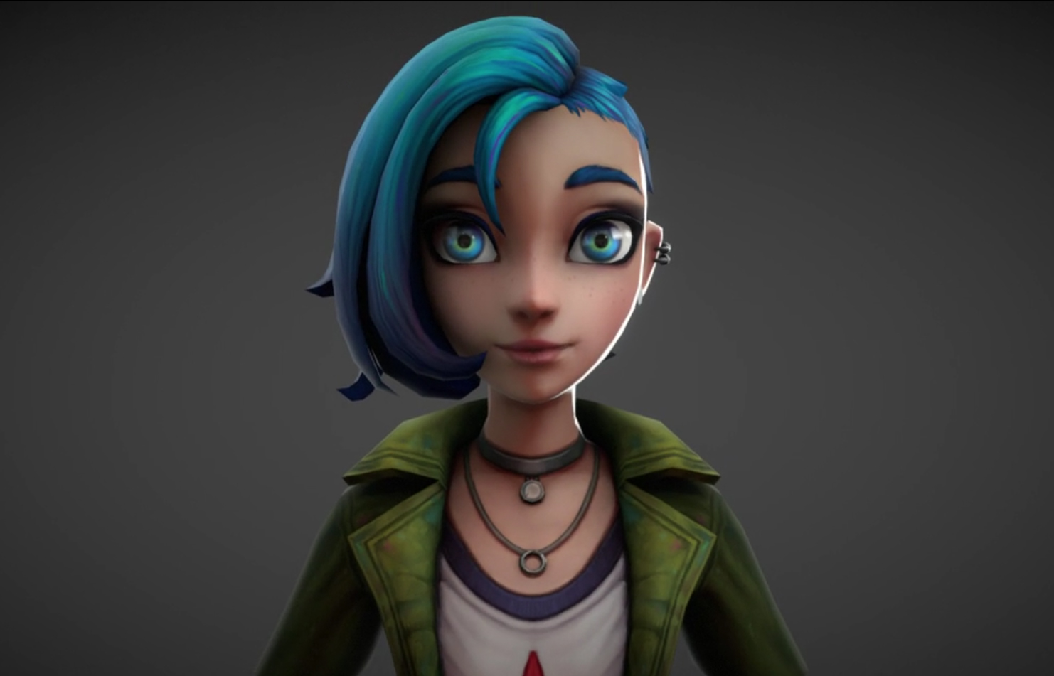 Stylized Character Rendering