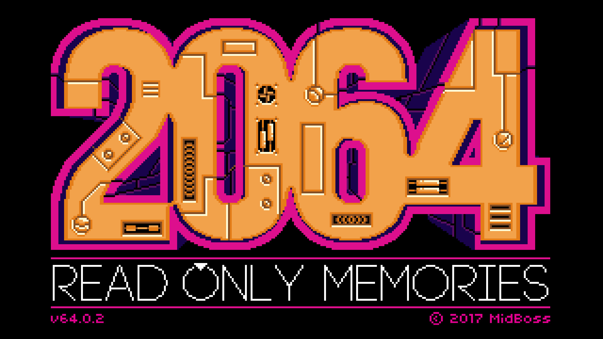 2064: Read Only Memories (MidBoss) - Xbox One & PlayStation 4 Ports