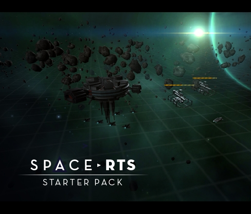 SpaceRTS - Starter Pack