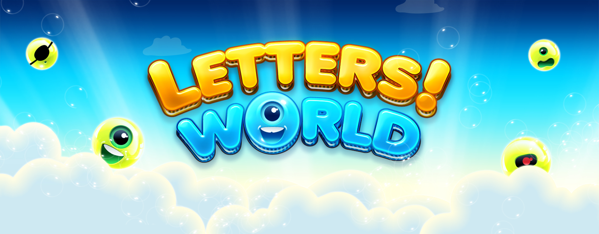 Letters World!