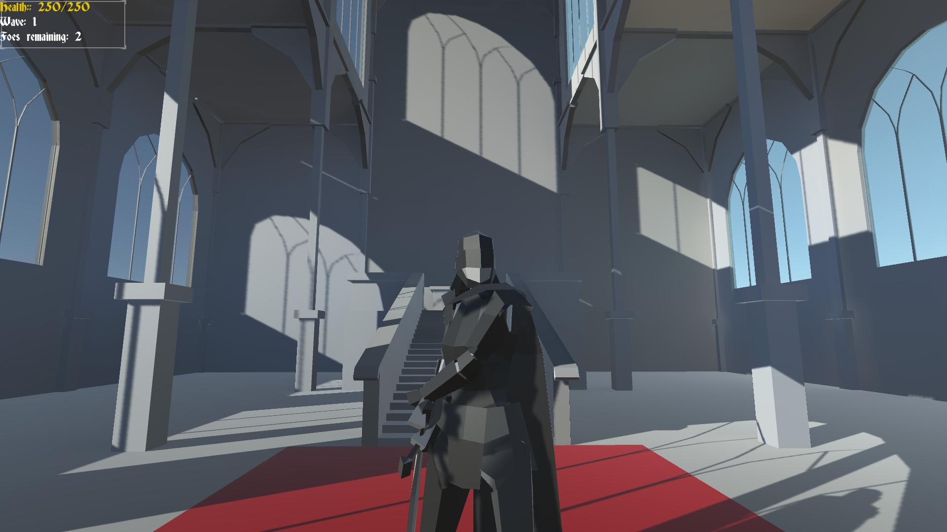 Ludum Dare #37 - Guardian