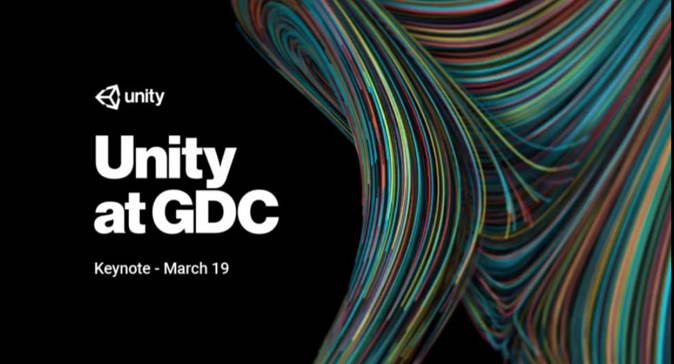Unity GDC 2018 Keynote 演讲视频