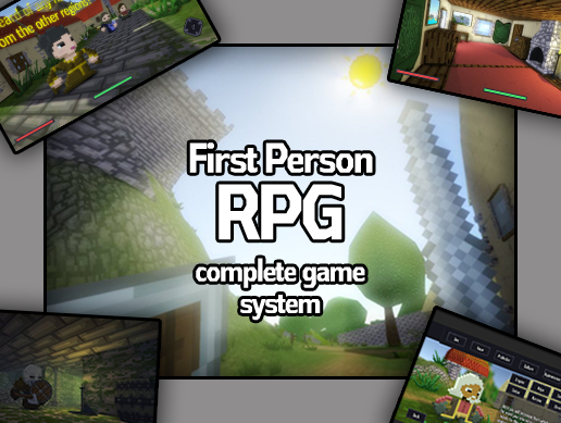 First Person RPG