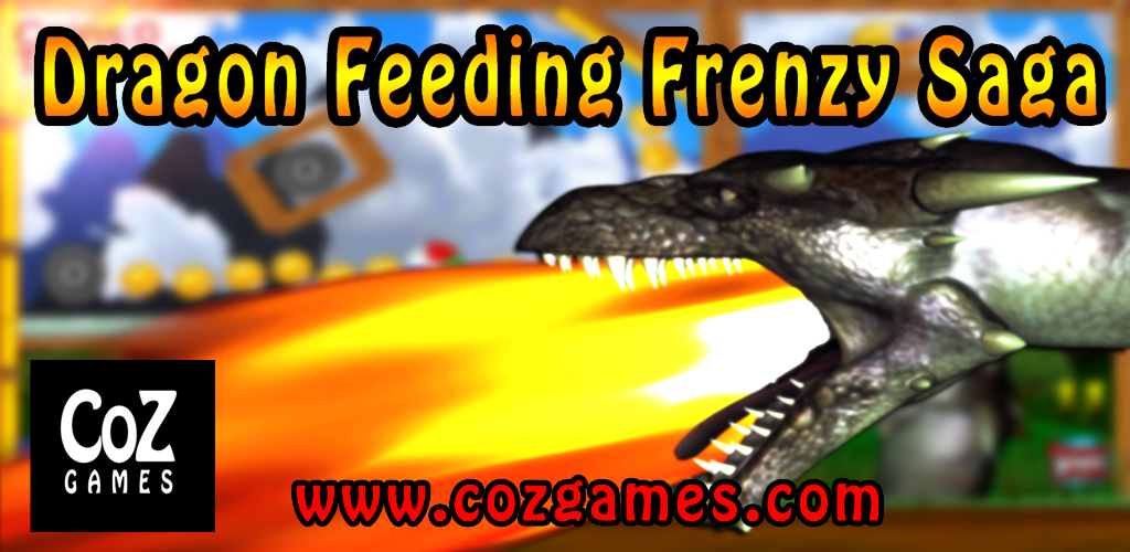 Dragon Feeding Frenzy Saga