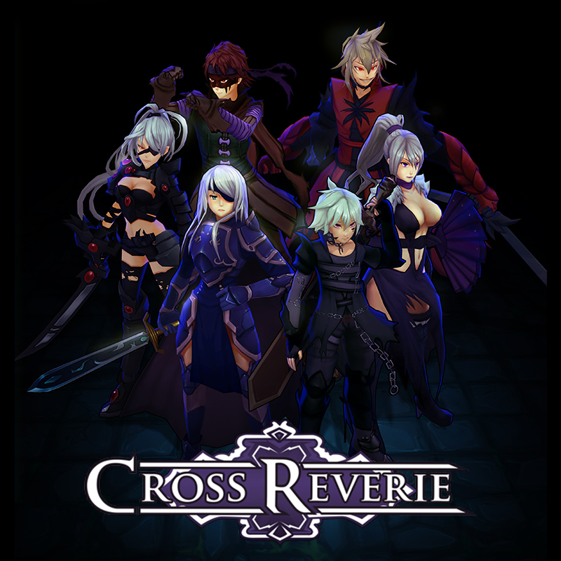 Cross Reverie - NPC Character Set