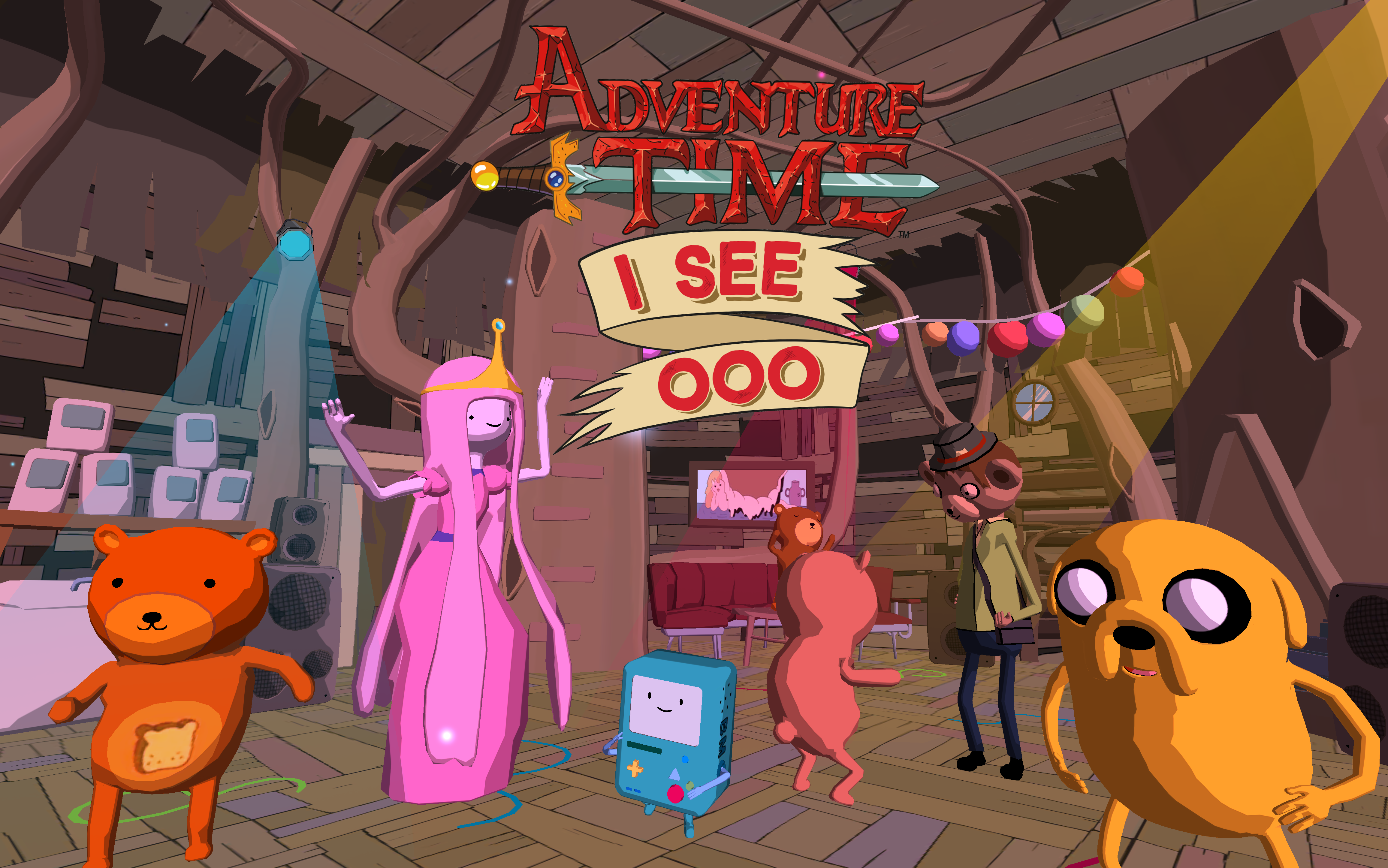 Adventure Time: I See Ooo VR
