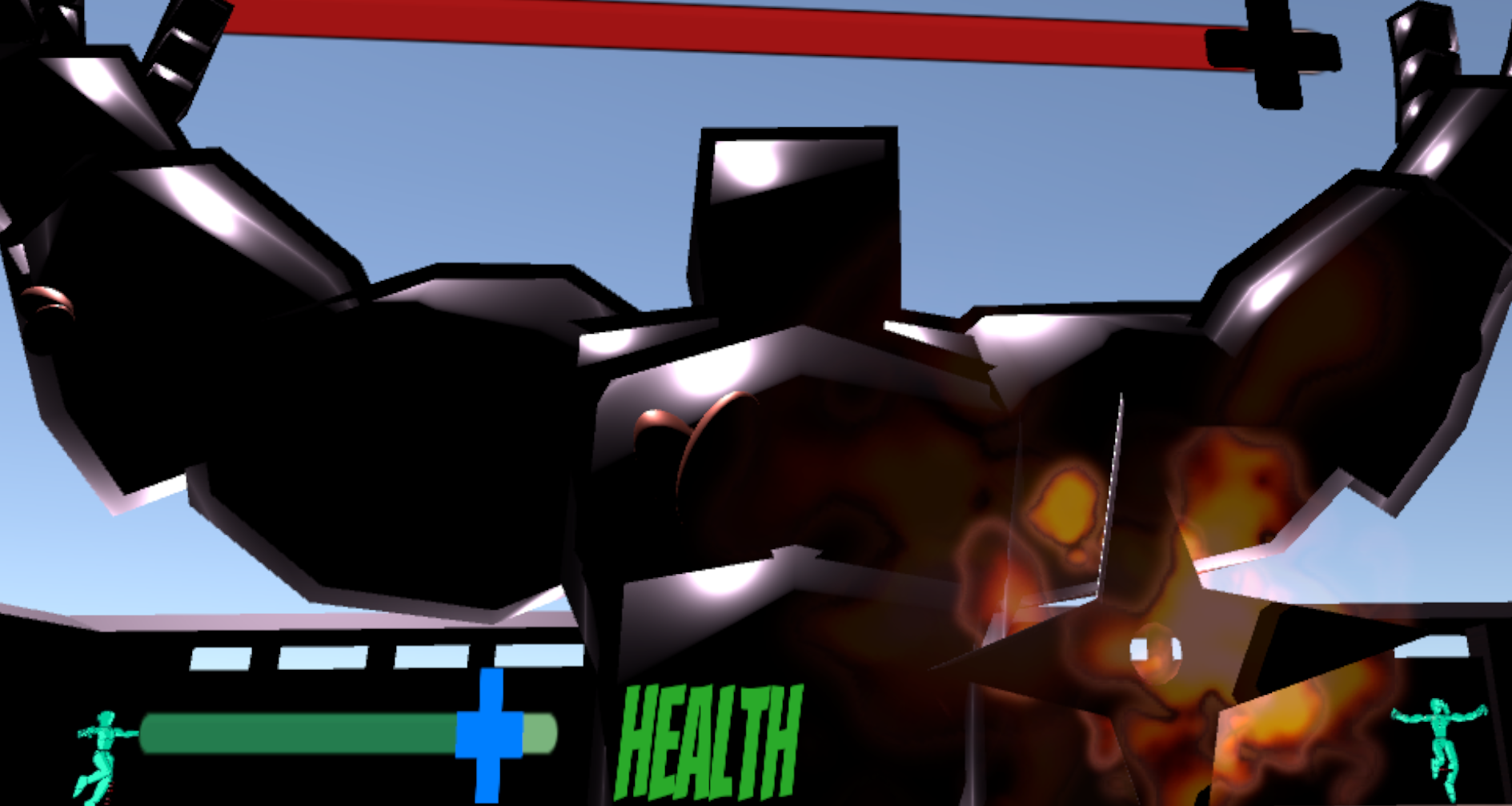 Flaming Ninja VR