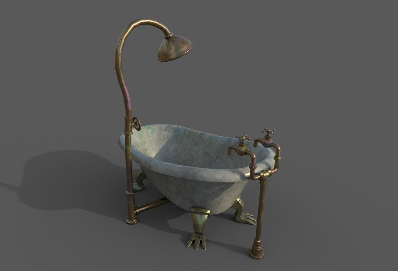 Bath Asset