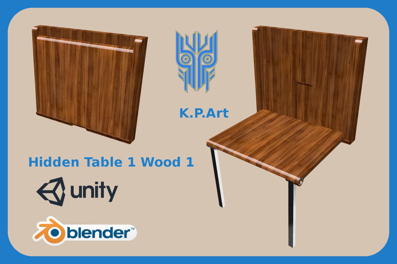Hidden Table 1