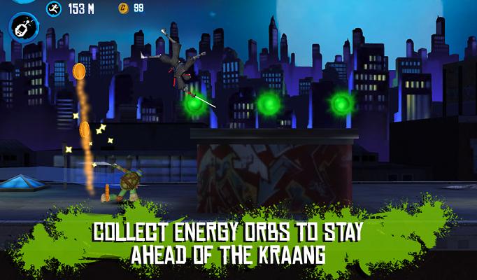 Teenage Mutant Ninja Turtles: Rooftop Run by Nickelodeon