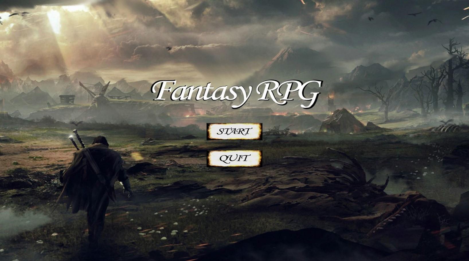 FantasyRPG