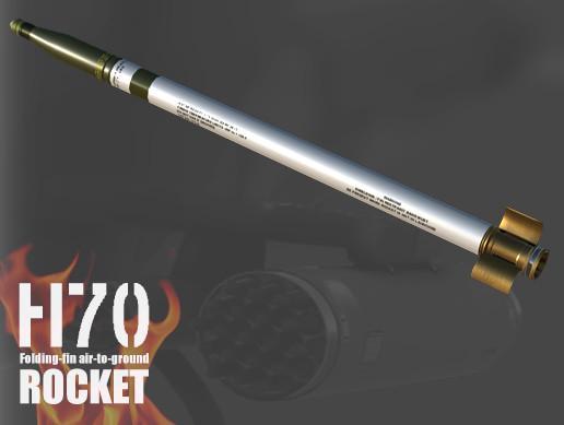 H70 Air-to-Ground Rocket