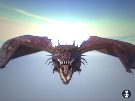 Dragon PBR
