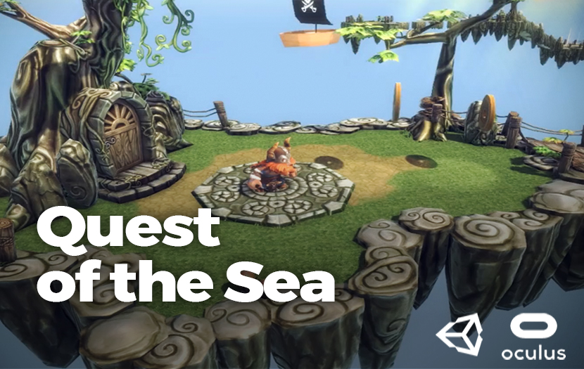 Quest of the Sea