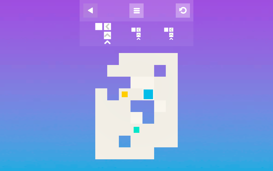 quad, a minimalist puzzle