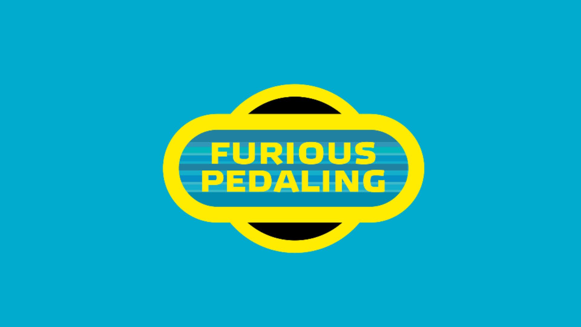 Furious Pedaling WebGL Game