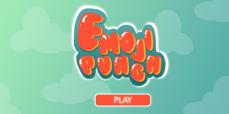 Emoji Punch Game GUI