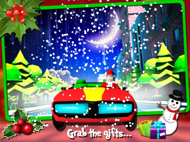 Christmas Gift Parcel ( 3D game )