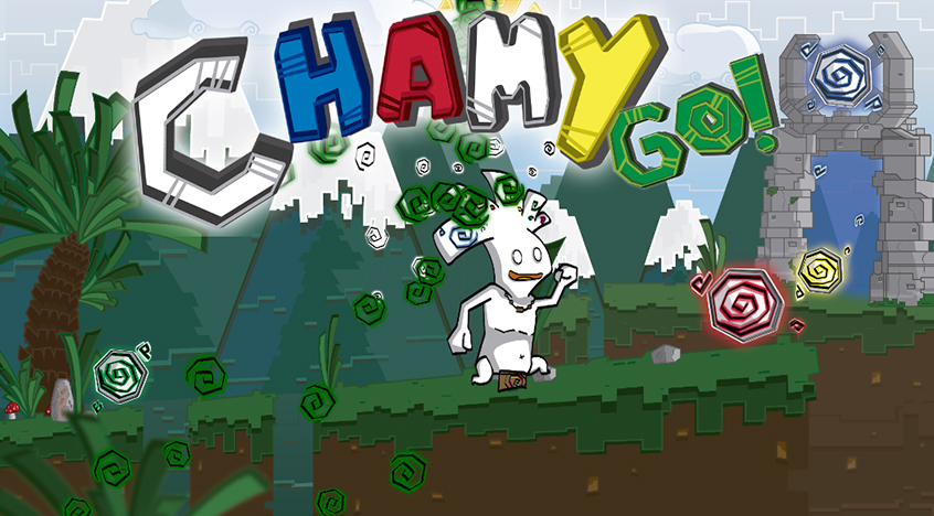 Videogame Chamy GO!