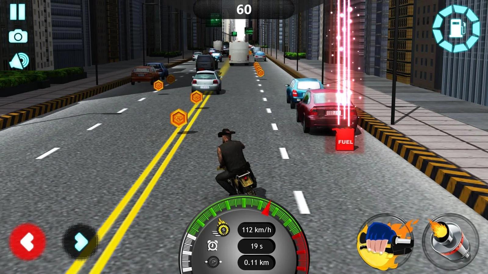Traffic Race