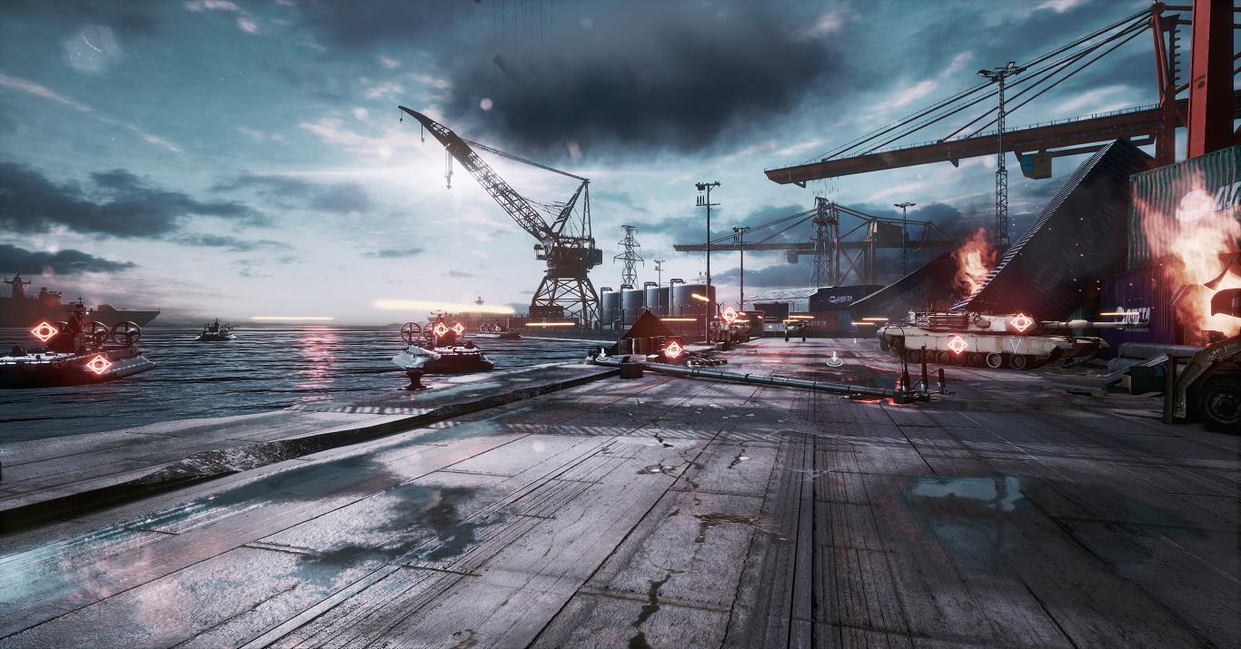 Battlefield VR/DM Experience