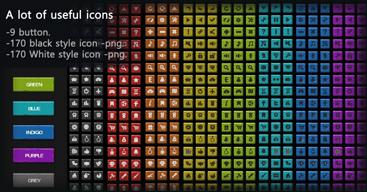 A lot of useful icons_01