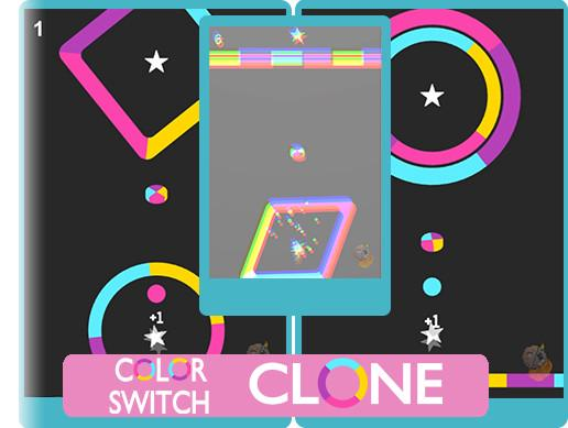 Color Switch Clone
