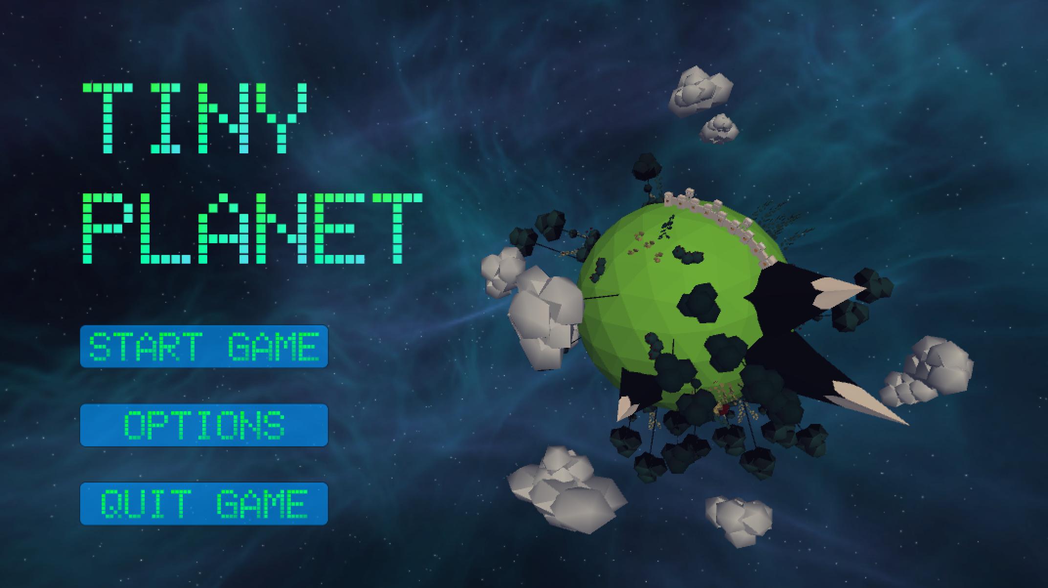 Tiny Planet