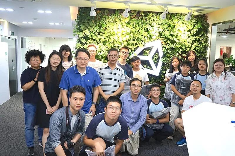 香港的中学生用Unity创作出了怎样的项目
