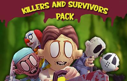 Toon Killers & Survivors