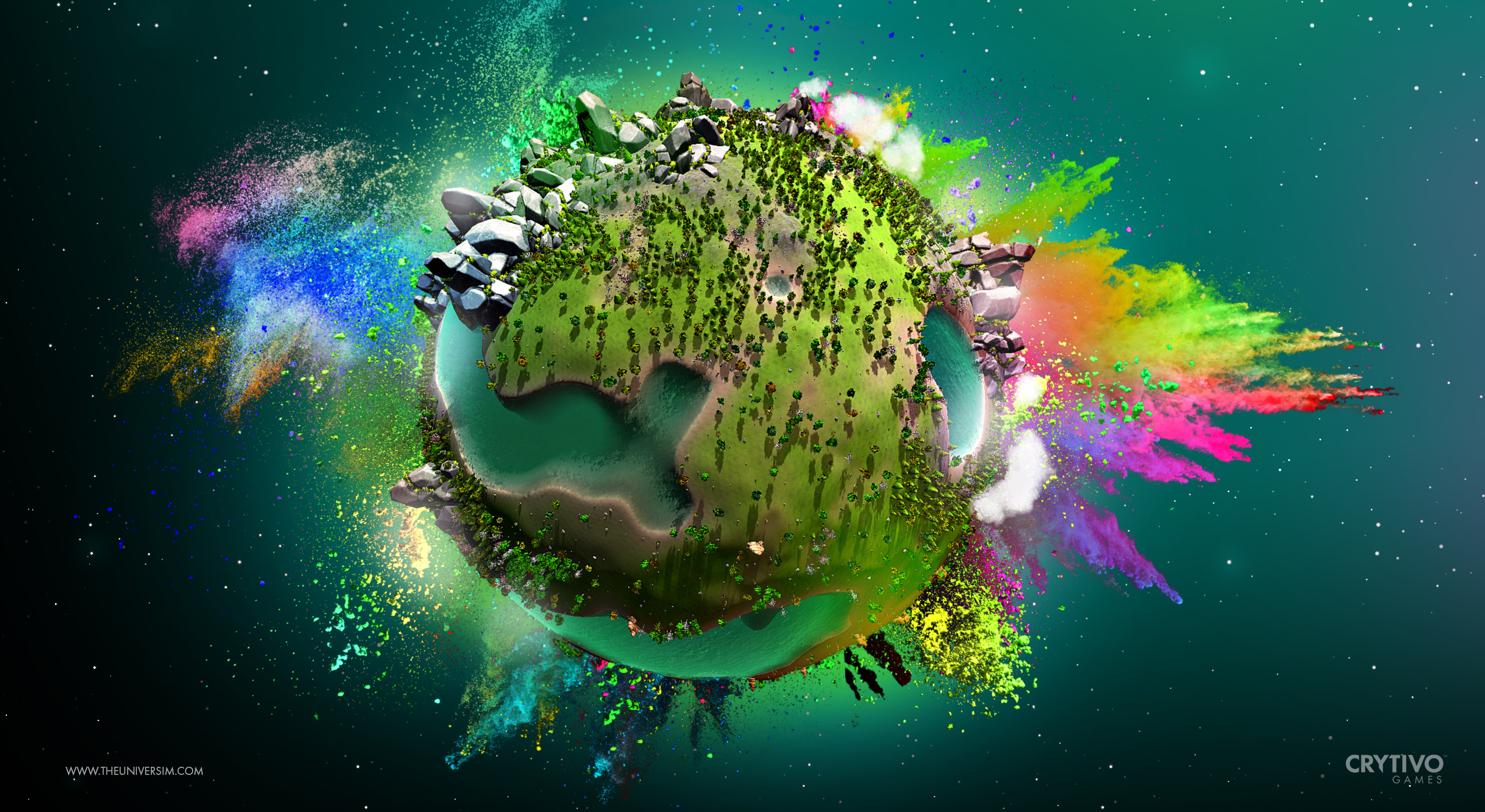 The Universim 3D Models Showcase